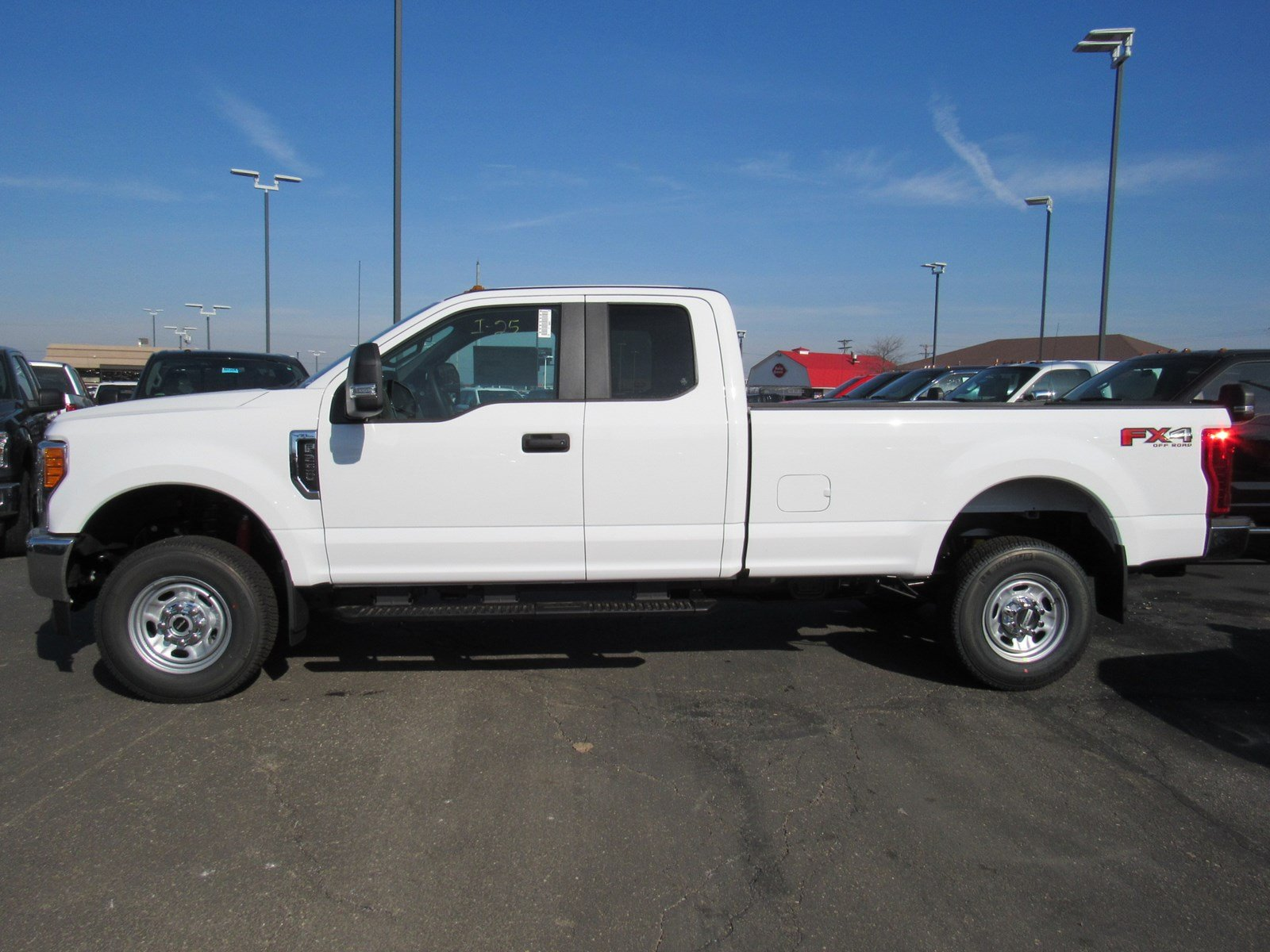 New 2017 Ford Super Duty F 250 Srw Xl Extended Cab Pickup