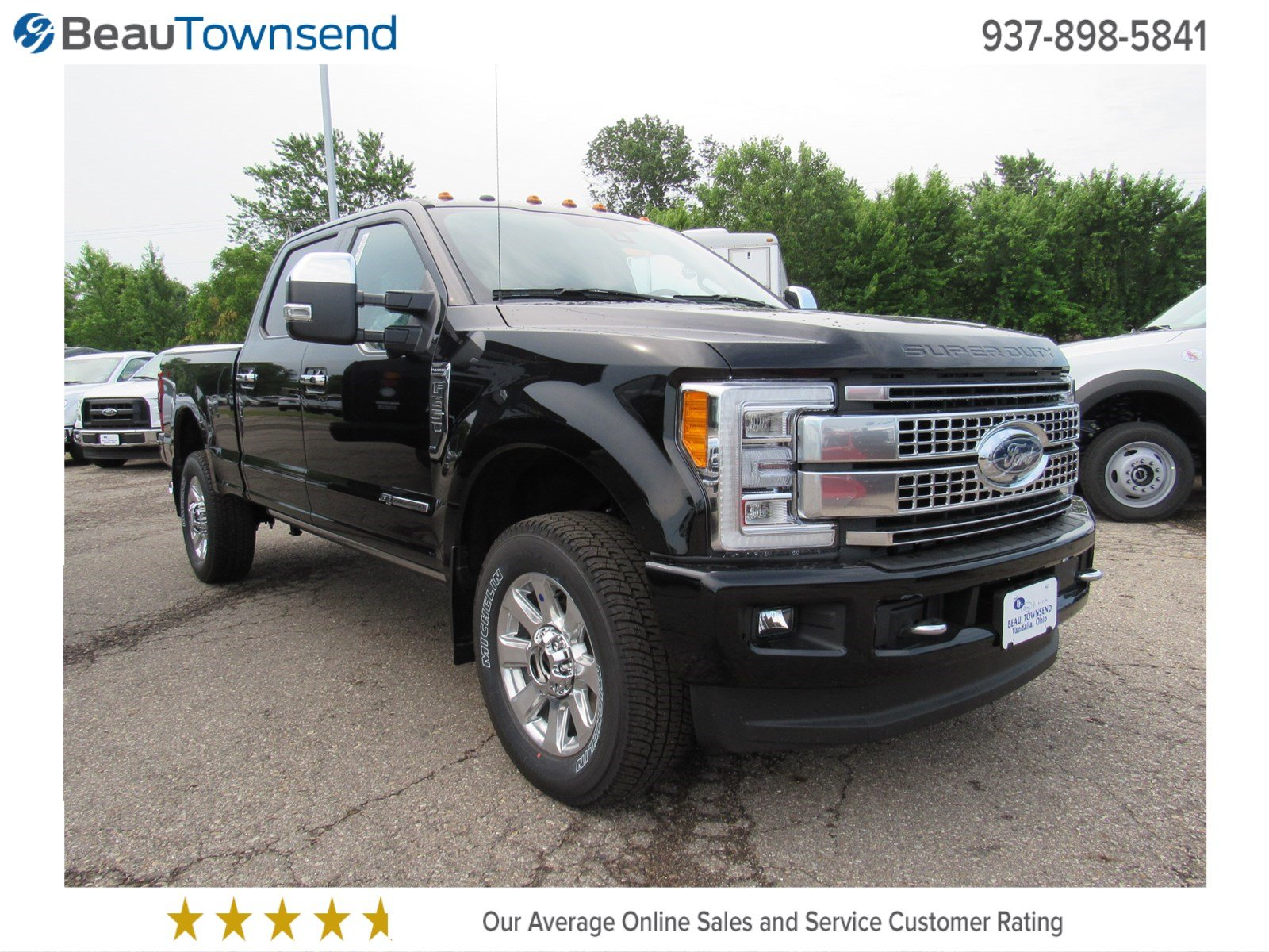 Beau Townsend Ford >> Beau Townsend Ford Vandalia | 2017, 2018, 2019 Ford Price, Release Date, Reviews
