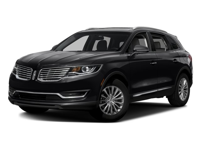 New 2017 Lincoln Lincoln Mkx Select Sport Utility In